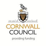 Cornwall Council funding logo